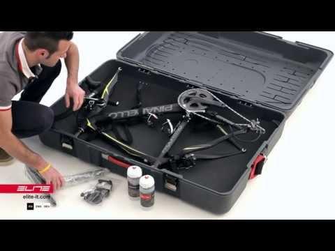 Come trasportare la bici in assoluta sicurezza. Vaison by Elite