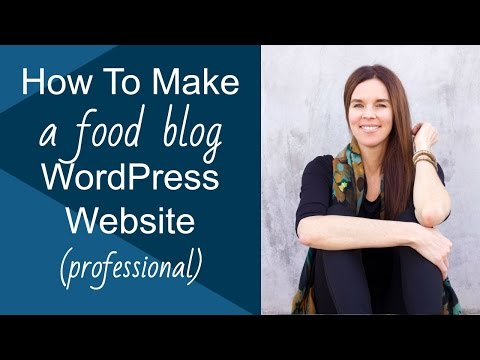How To Create A WordPress Website (Genesis Lifestyle Pro) 2014 | Complete Training For Beginners