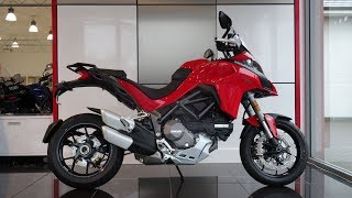 10. ALL New 2019 Ducati Multistrada 1260s,Know details