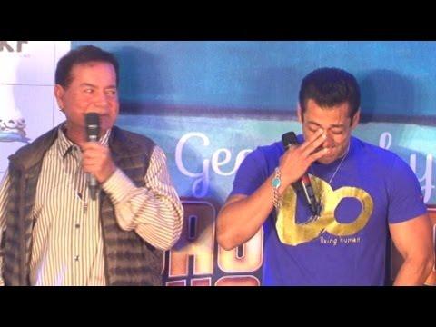 Salim Khan Reveals On Salman Khan's School Days