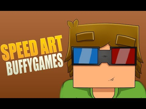 Speed Art #7 - BuffyGames