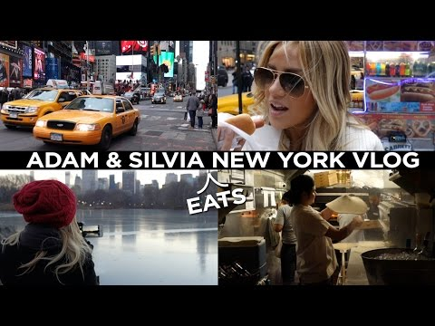 New York City - Adam and I went to New York for my Birthday in January. This is the VLOG we recorded while we were there documenting our trip. As you can see we spend most of our time eating things, which...