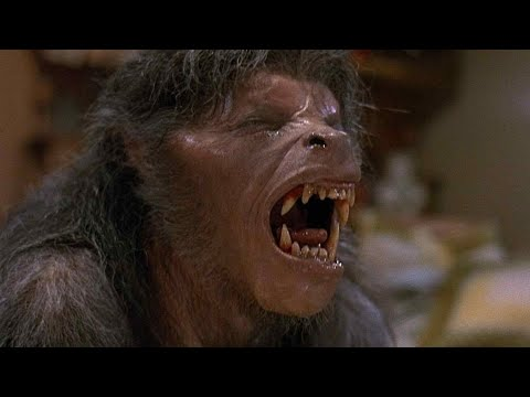 American Werewolf In London - Bad Moon Rising Scene