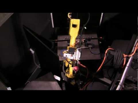 FANUC ArcMate 100iB Welding in a RW1000 Workcell
