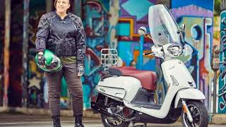 9. TOP!! 2018 Kymco Like 150i Full Review
