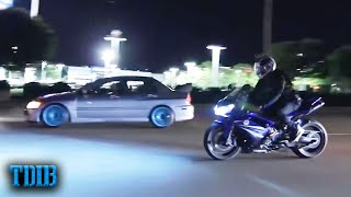 The Secret Underground Street Race Across America by That Dude in Blue