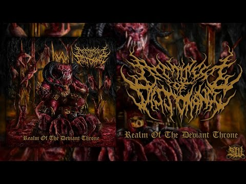 ARCHITECT OF DISSONANCE - REALM OF THE DEVIANT THRONE [OFFICIAL ALBUM STREAM] (2015) SW EXCLUSIVE