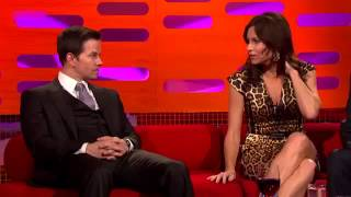 Graham Norton  S10x18 Mark Whalberg, Minnie Driver, Mark Watson, Christina Perri Part 1