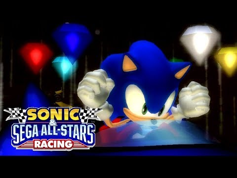 Sonic & Sega All-Stars Racing - All All-Star Moves (PS3)