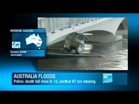 Australia: Brisbane under siege by massive flooding
