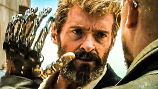 LOGAN All Trailer + Movie Clips 2017