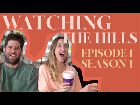 Reacting to 'THE HILLS' | Episode 1, Season 1 | Whitney Port