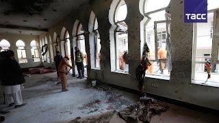 Не менее 27 человек погибли в результате взрыва в Кабуле