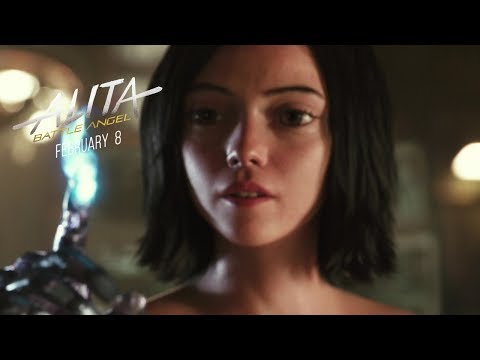Alita: Battle Angel - Promo Latest Official