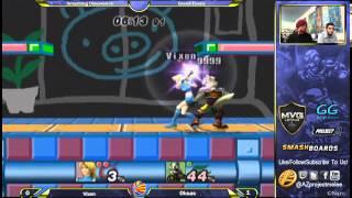 Incredible Grand Finals Set between Oksas's Wolf and Vixen's ZSS