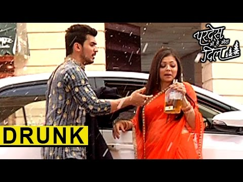 Naina Gets DRUNK & MISBEHAVES With Raghav | Pardes