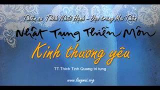 Kinh Thương Yêu - Nhật Tụng Thiền Môn