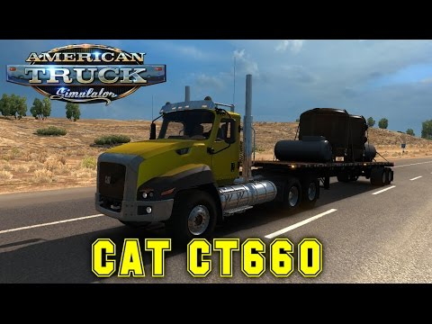 RTA's CAT CT660 for ATS for 1.2 v1.0