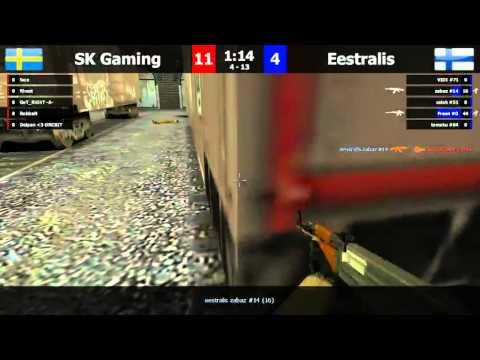 FCL Week 4: Eestralis vs SK Gaming
