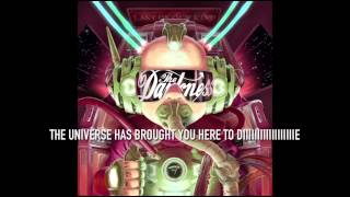 The Darkness - Mighty Wings - Lyric Video
