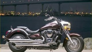 6. Kawasaki VN2000 exhaust sound and acceleration