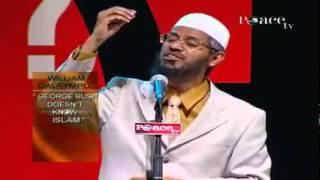 Is Terrorism a Muslim Monopoly ~ Dr Zakir Naik   Part 03