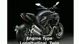 1. 2011 Ducati Diavel Carbon  Details Transmission