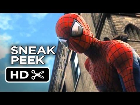 peek - Subscribe to TRAILERS: http://bit.ly/sxaw6h Subscribe to COMING SOON: http://bit.ly/H2vZUn Like us on FACEBOOK: http://goo.gl/dHs73 The Amazing Spider-Man 2 ...