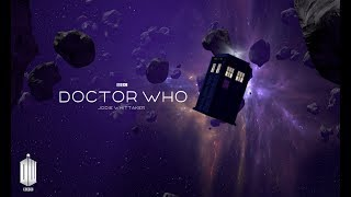 Title sequence concept for Doctor Who Series 11 Introducing Jodie Whittaker as the 13th Doctor ...