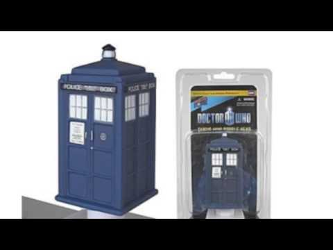 Video Bif Bang Pow Doctor Who Tardis Monitor now online at YouTube