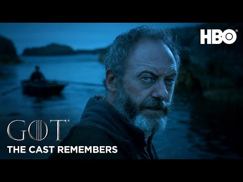 The Cast Remembers: Liam Cunningham on Playing Davos Seaworth