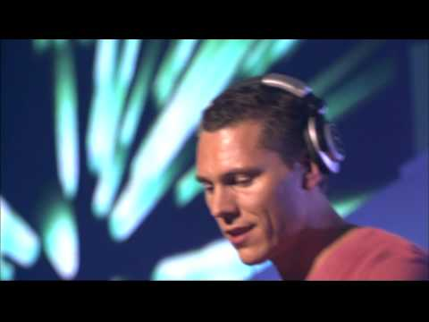 Dj Tiesto -  Traffic (Live TMF Music Awards Belgium - 2003) [HD