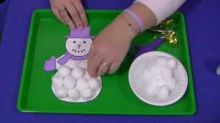 A great project for fine motor skills development.