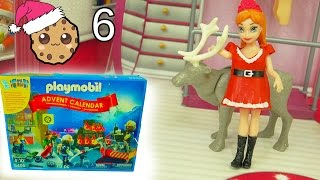 Princess Anna - Playmobil Holiday Christmas Advent Calendar - Toy Surprise Blind Bags  Day 6