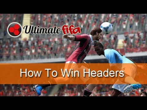 FIFA 13: How To Win Headers In 3 Easy Steps
