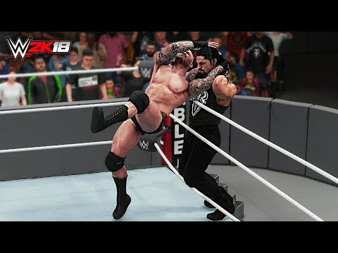 WWE 2K18 Top 10 Greatest Royal Rumble Reversals!