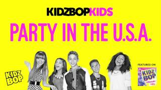 Video KIDZ BOP Kids - Party in the USA (KIDZ BOP Ultimate Hits) MP3, 3GP, MP4, WEBM, AVI, FLV Agustus 2018