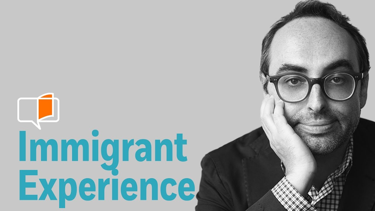 Gary Shteyngart on his Immigrant Experience