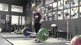 Chelsea clean + jerk, Blake snatch, Kara snatch. - Weight lifting, Olympic, weightlifting, strength, conditioning, fit