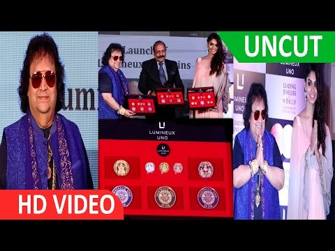 UNCUT | Golden Icon | Bappi Lahiri | Gives Up All His | Gold