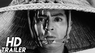 The Sword of Doom (1966) ORIGINAL TRAILER [HD 1080p]