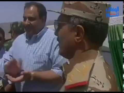 فيديو نادر..علي عبدالله صالح يفتتح مطار سقطرى ويؤكد لن نقبل اي وجود أجنبي في ارض اليمن وبحارها