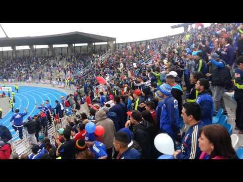 Video - Lo más importante / Ohiggins vs U de Chile / Estadio El teniente de Rancagua 2014 - Los de Abajo - Universidad de Chile - La U - Chile
