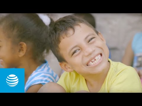 AT&T & TOMS - Connecting to Make a Difference