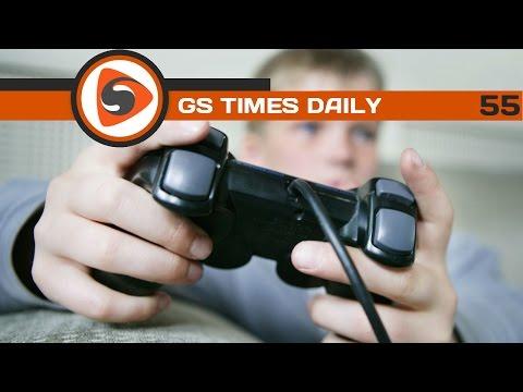 GS Times [DAILY]. Влияют ли игры и ТВ на зрение? (видео)