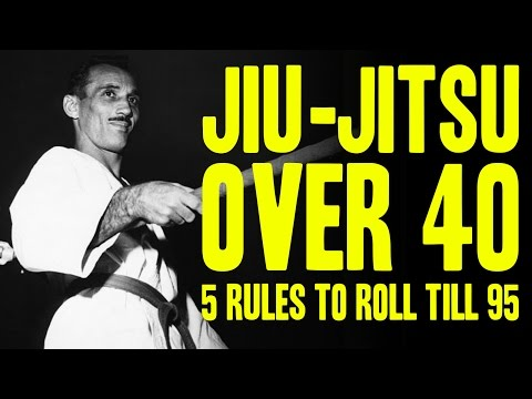 Roll - This is the most important instructional video ever released by Ryron and Rener Gracie. Regardless of your age, if you adopt the 5 rules outlined in this video, you will have what it takes...