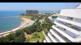 Anapa Russia  City pictures : Anapa, Krasnodar Krai, Black Sea - Russia. HD Travel.