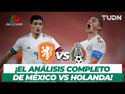 ¡Holanda vs México! El análisis completo del partido | TUDN