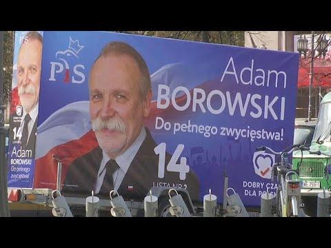 Οι Πολωνοί στις κάλπες