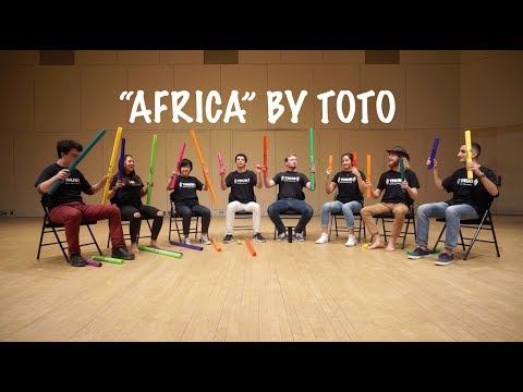 Video Africa by Toto on Boomwhackers! download in MP3, 3GP, MP4, WEBM, AVI, FLV January 2017